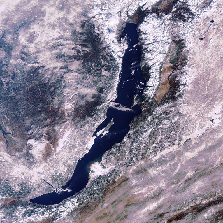 Encore quelques jours pour identifier le lac figurant sur cette image mystère