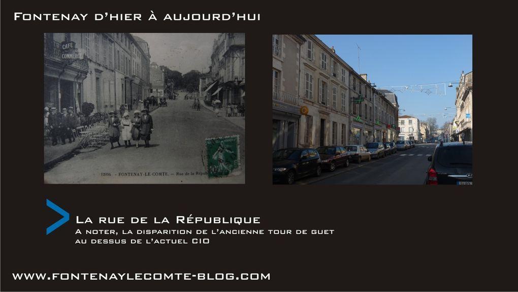 Album - Fontenay d'hier à aujourd'hui