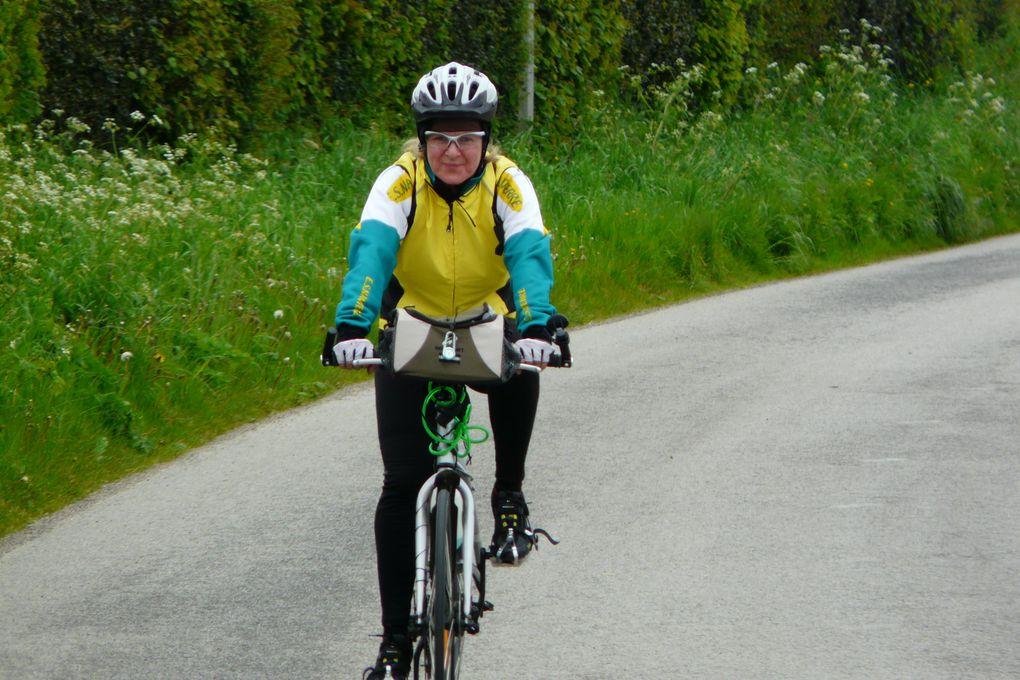 Première Etape 240 km de Nanterre à Groffliers près de Berck
