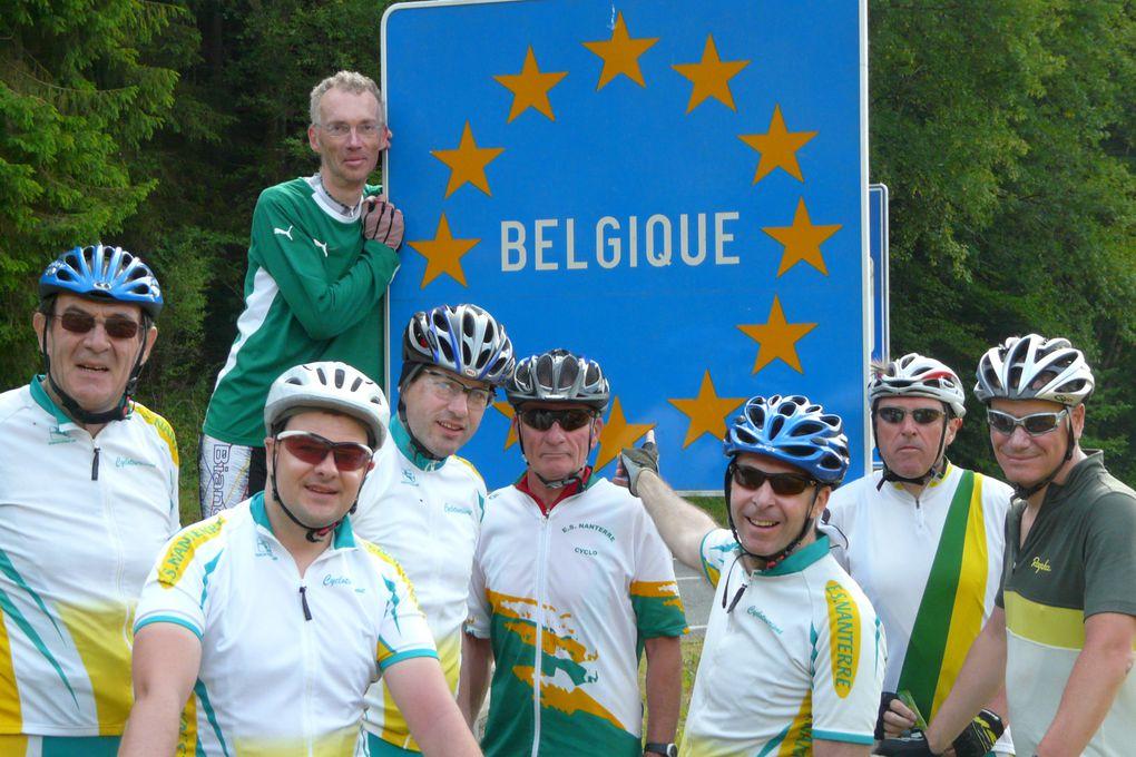 Etape 3 Charleville-Luxembourg 185 km 4 juin 2011