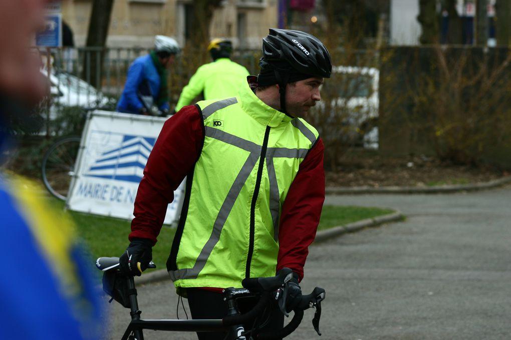 Rallye Entente Sportive Nanterre Cyclotourisme mars 2013