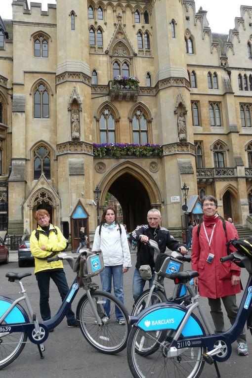 Nanterre-Londres 20 mai 2012: visite de Londres et retour Douvres-Calais-Nanterre