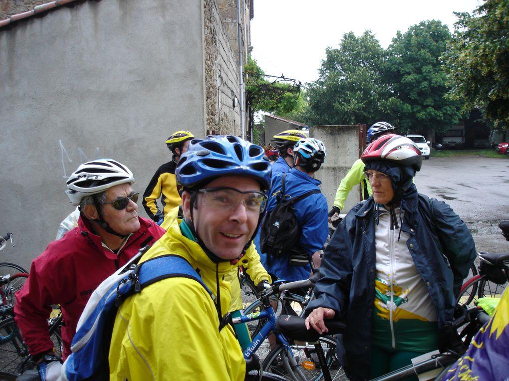 Les photos de notre séjour en Ardèche 17-20 juin 2010