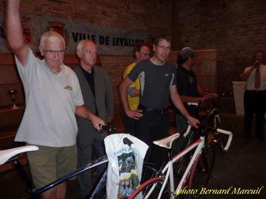 Levallois-Honfleur 10 septembre 2011 16 participants
