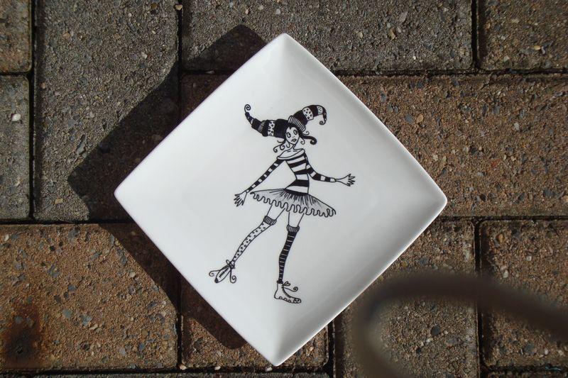 Album - Peintures sur porcelaine