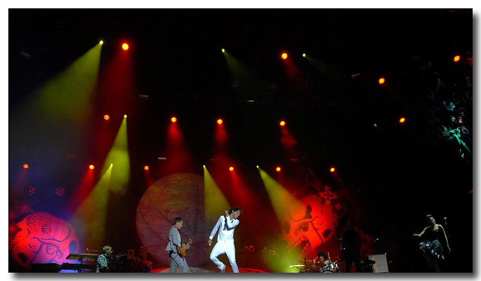 LE FESTIVAL DES VIEILLES CHARRUES DE CARHAIX DU 15 au 18 JUILLET 2010