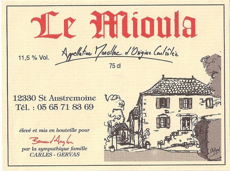 Album - Etiquettes vin de Marcillac