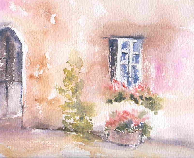 L'aquarelle me séduit depuis plus de vingt ans. J'ai participé à de nombreux stages, en France et en Belgique.  Depuis quelques années, je suis animatrice d'ateliers d'initiation à l'aquarelle.