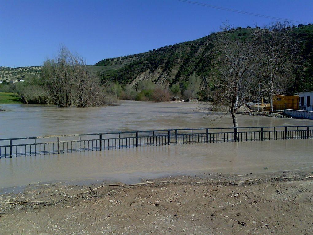 inundaciones Marzo 2010