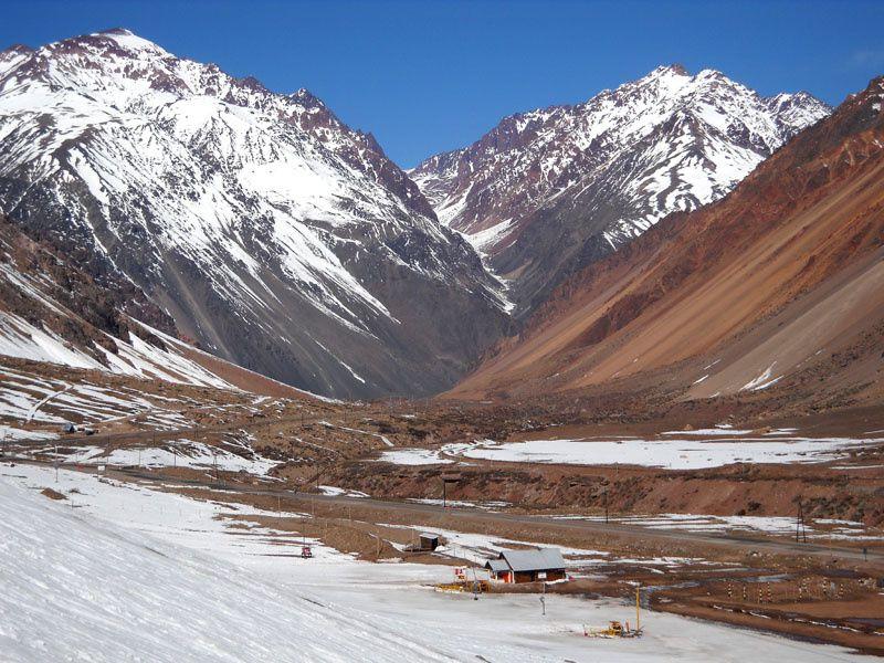Album - Route des Andes