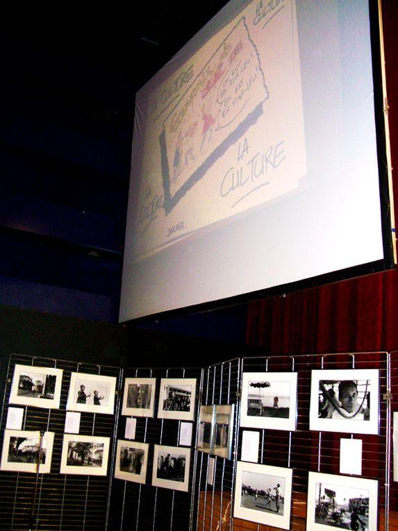 Voici quelques photos souvenirs prises lors des salons, des festivals où Ström est en dédicace.