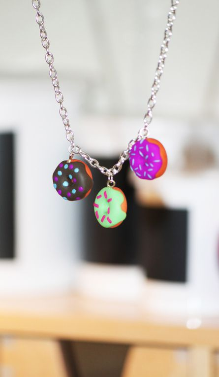 Album - collier donughts