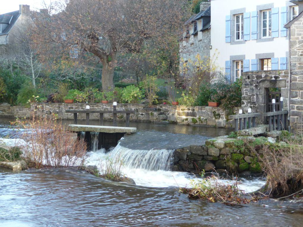 Mes balades en Bretagne.Novembre 2012.