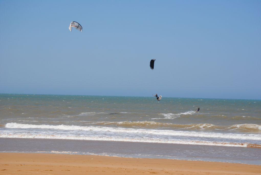 Trip kite Essaouira Septembre 2010