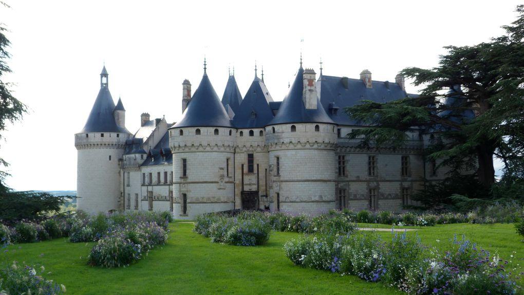 AmboiseBeauregardBloisChambordChaumont sur LoireChenonceauChevernyClos LucéTroussay