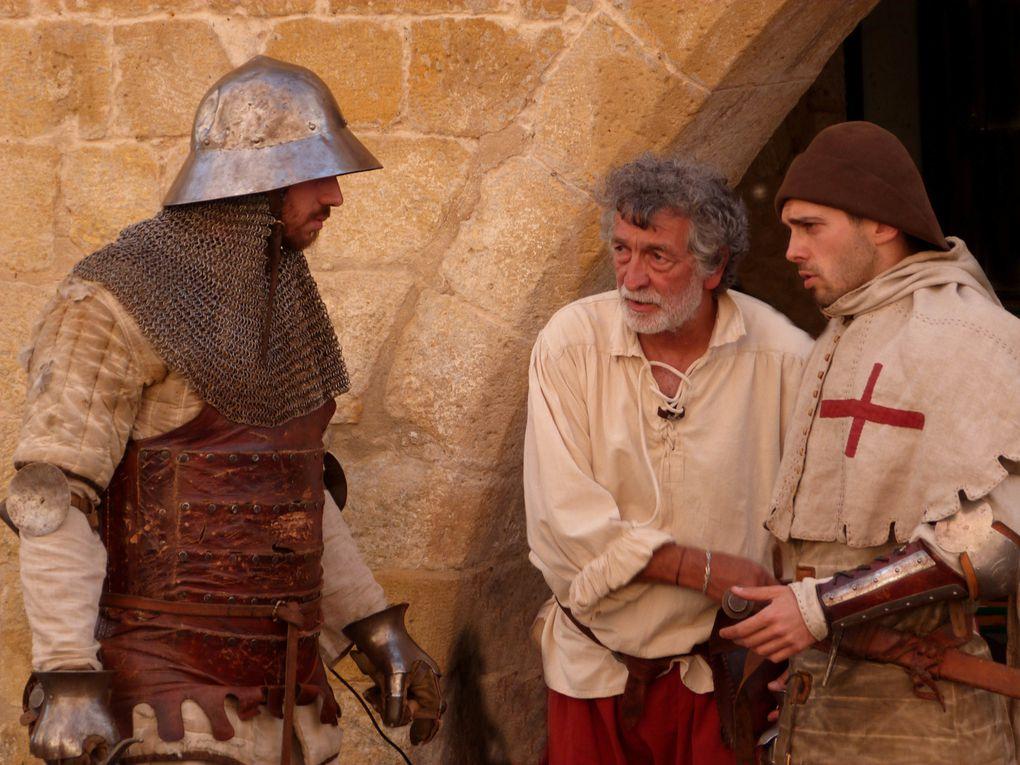 Quelques images des médiévales Condé  (2008 - 9 - 10 - 11)Maing (2009)Peyrepertuse (2009)Beaumont du Périgord (2011)