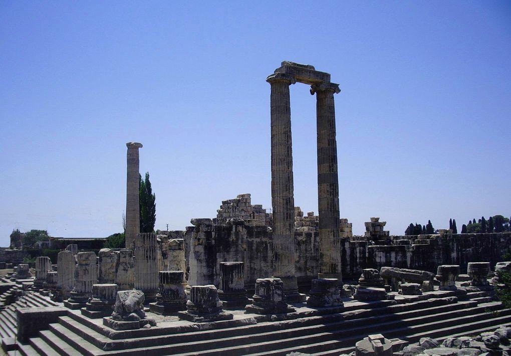 Milet : en grec ancien Μίλητος / mílêtos) est une ancienne cité grecque ionienne, pourvue d'un bon port, sur la côte d'Asie Mineure.