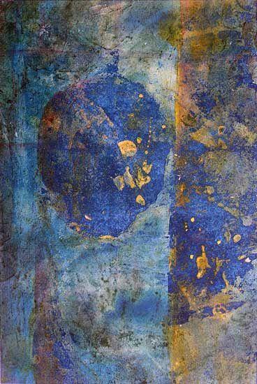 Les peintures de Richard Vaillant sont très construites. Il n'est pas impossible qu'il soit architecte. C'est même le cas. Mais des peintures bien bâties, il leur faut pourtant quelque chose en plus.