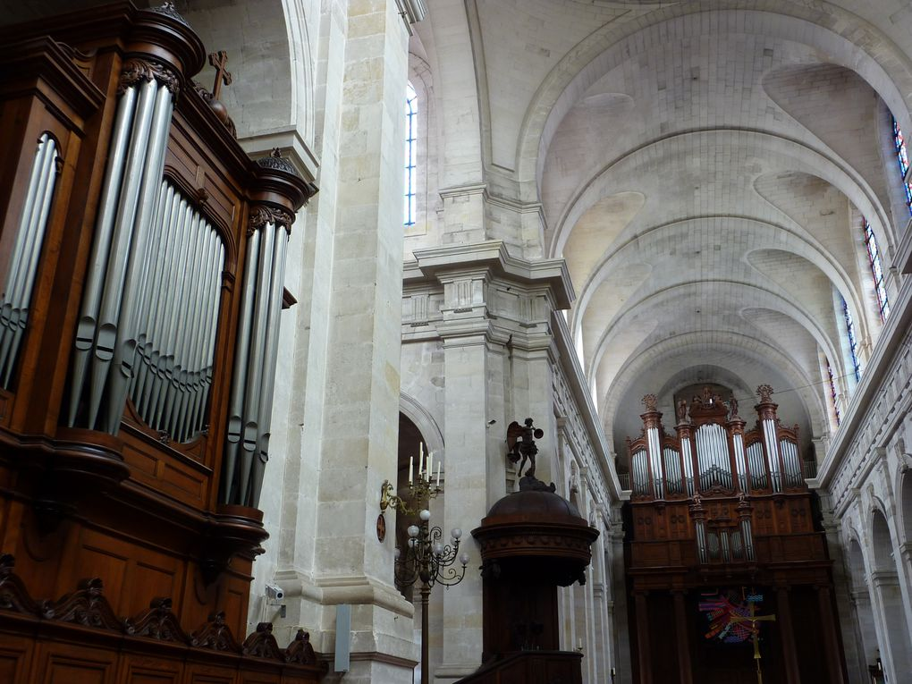 Album - Cathédrale Saint Louis, l'orgue de choeur