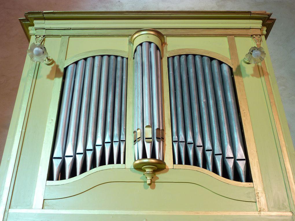 Album - Eglise Notre-Dame, l'orgue de choeur