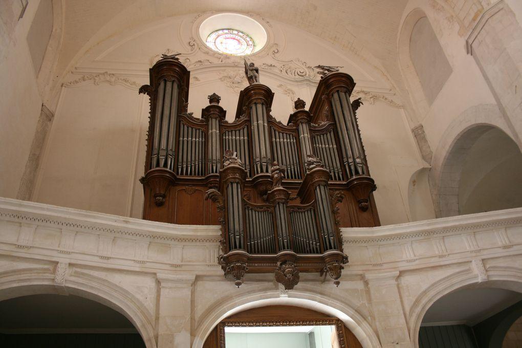Album - Eglise Saint-Sauveur, le grand-orgue