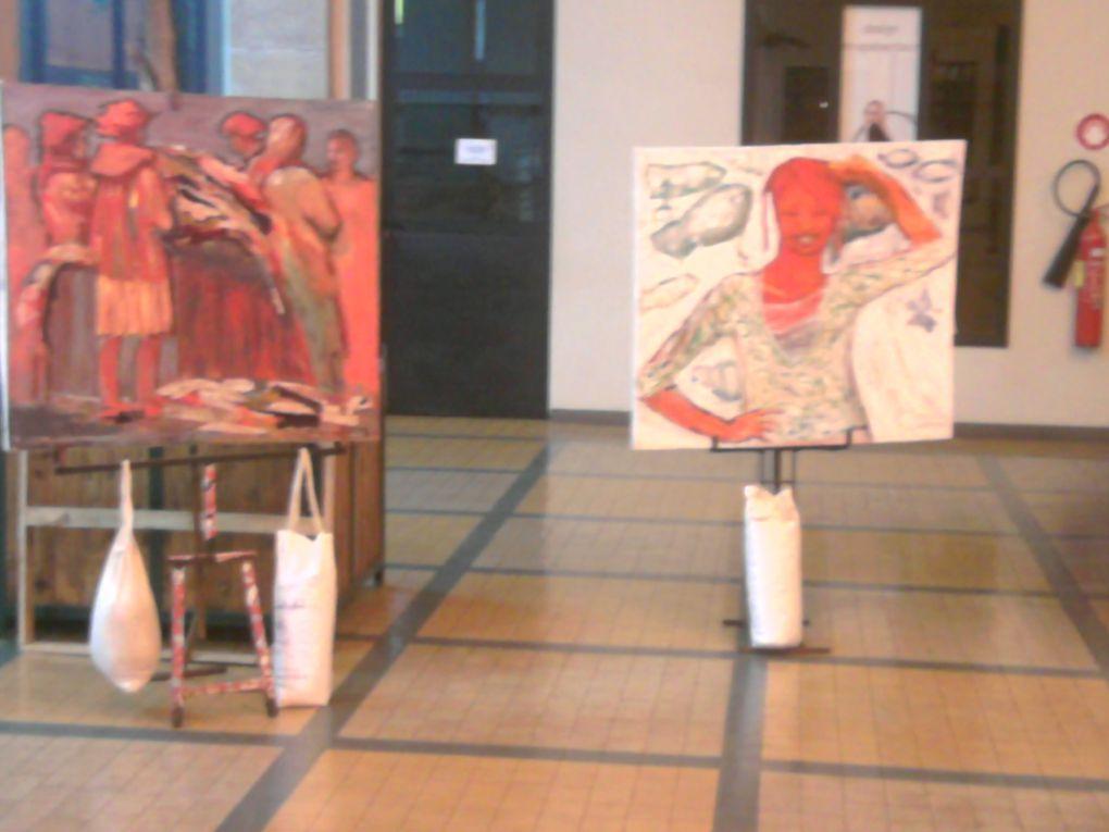 Des tableaux et des tableaux
