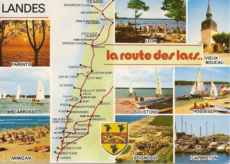 cartes postales de France