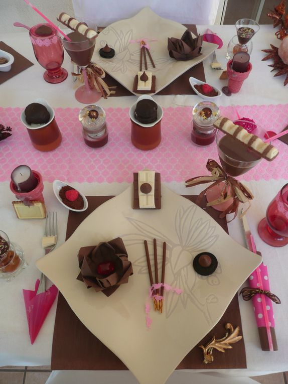 Album - TABLE-CHOCOLAT