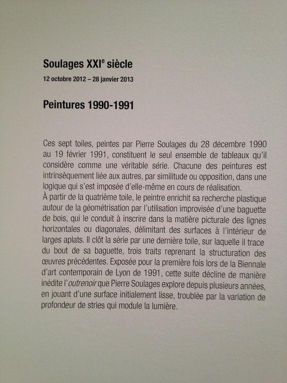 Album - Soulages