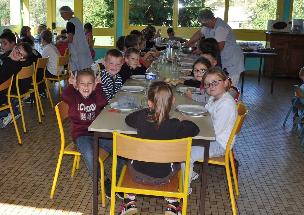 Quelques photos de la garderie, du centre de loisirs, du restaurant scolaire ...