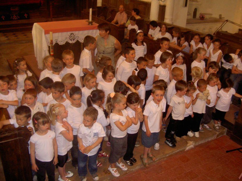 Album - A l'école (2009-2010)