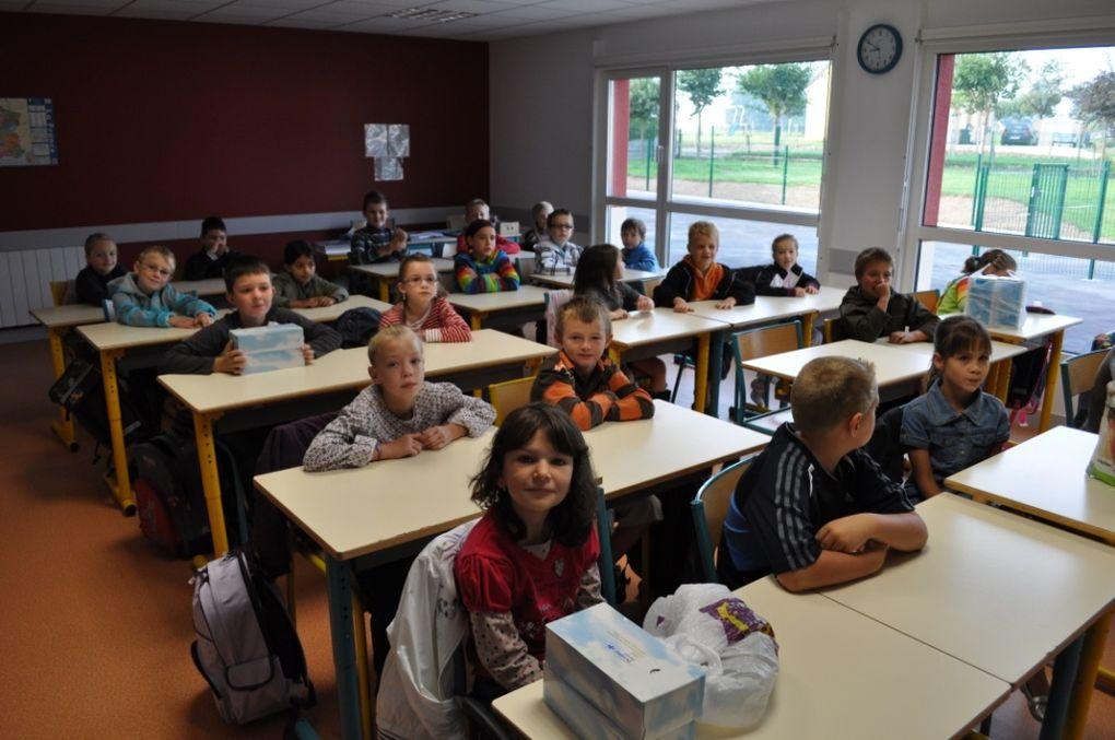 Quelques photos de nos écoliers