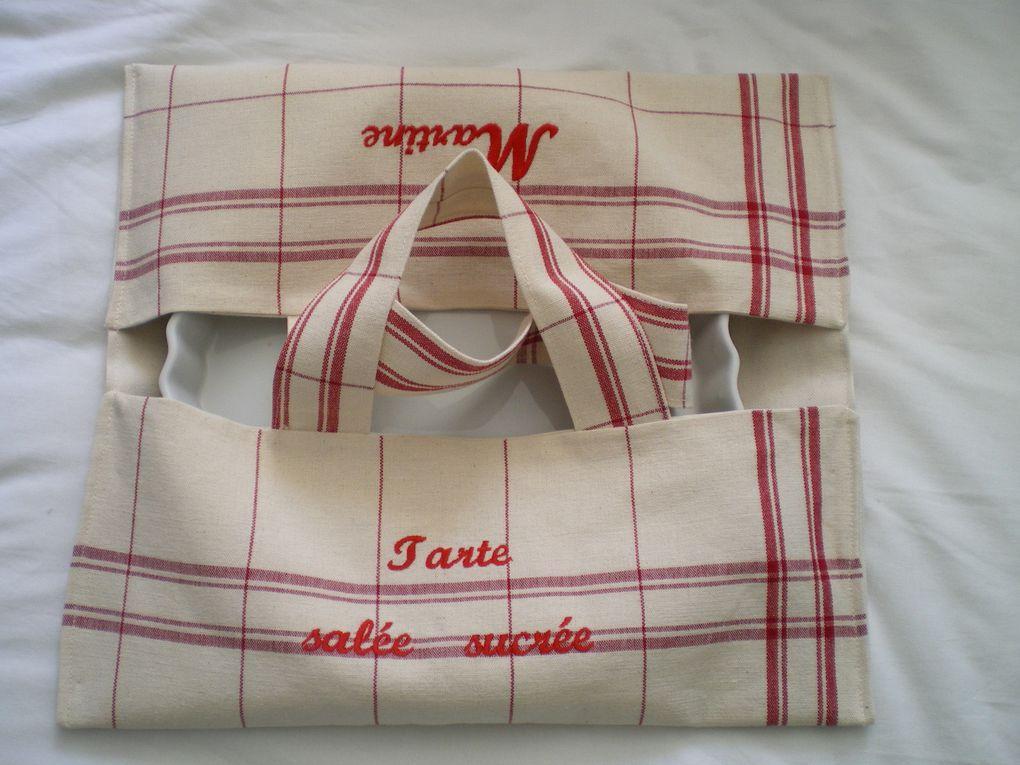 sac à tarte de Martine