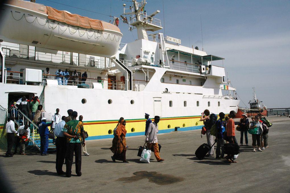 Séjour au Sénégal avec un break en Casamance.