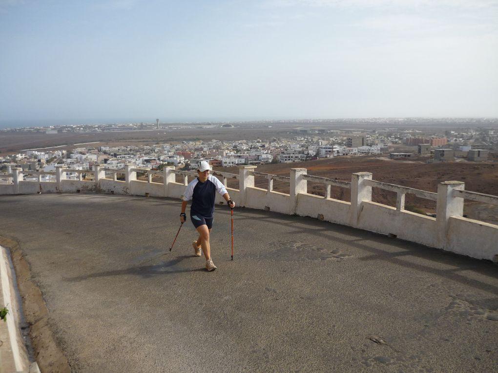 Tout est possible ! Marche nordique en pays Téranga , Dakar au Sénégal!
