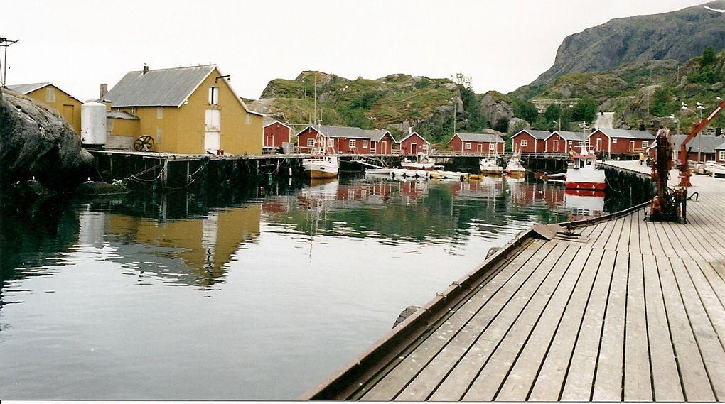 Encore une excursion dans les pays nordique (Norvège et Suède)