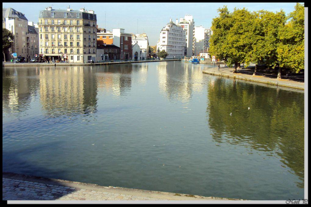 Monuments et statues de Paris
