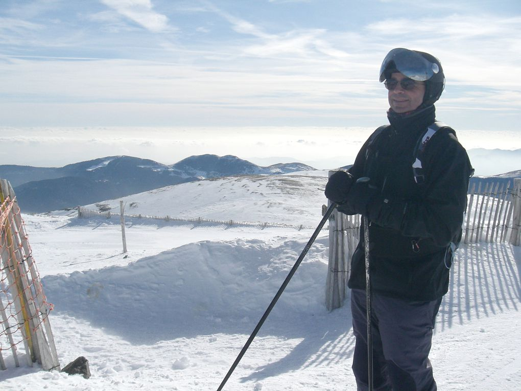Album - Le ski à Font Romeu