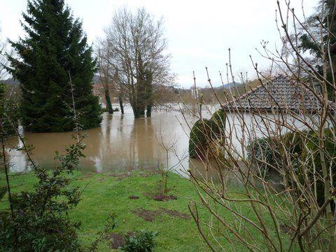 Album - Philippsthal-2011 Inondations
