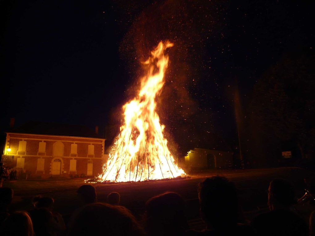 Album - feu de St Jean à Long