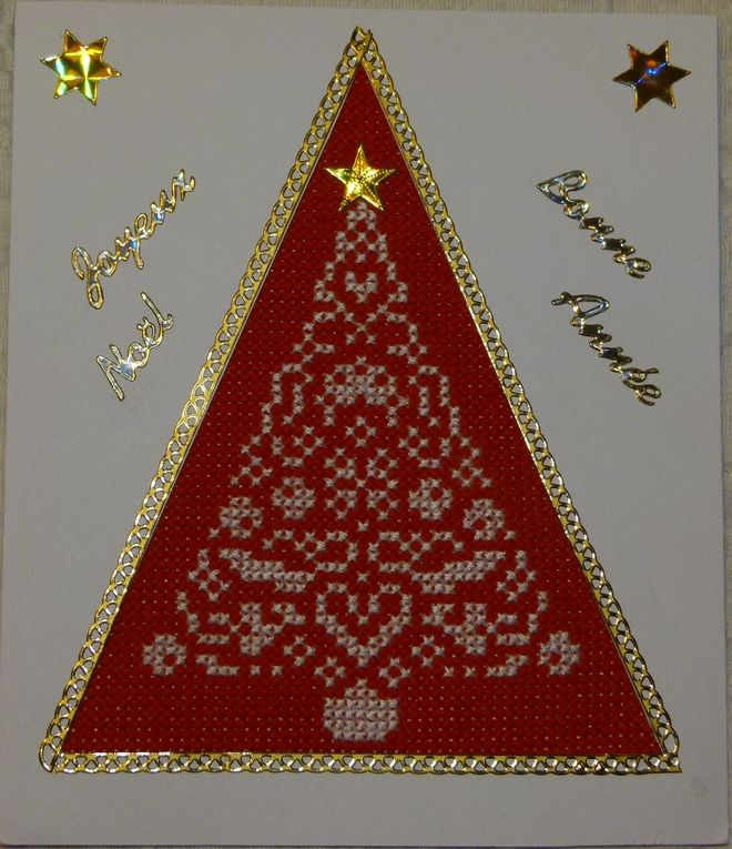 kdos reçus depuis 2005, cartes, enveloppes...