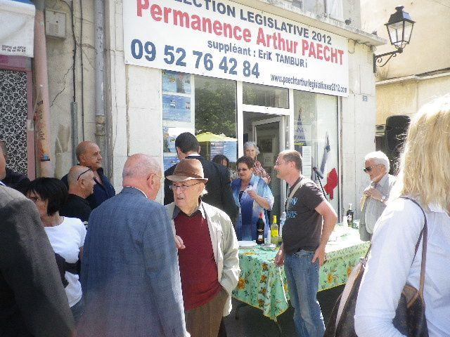 Album - Inauguration-permanence-electoral-26-mai-2012