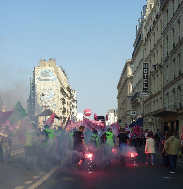 Manifestation nationale pour le droit à l'emploi pour tous et toutes !