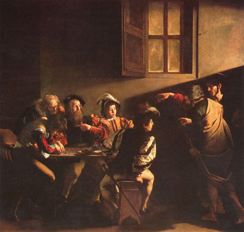 Une exposition au Musée Fabre, il n'y avait pas que le Caravage mais tout le mouvement Caravagiste... un moment hors du temps, dans un lieu feutré... Que du bonheur pendant deux heures et demi...