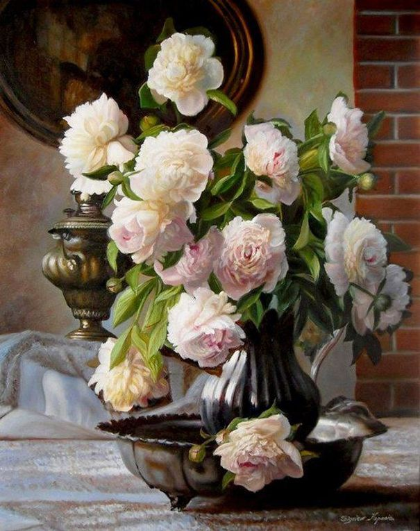 Album - Bouquets-de-peintres
