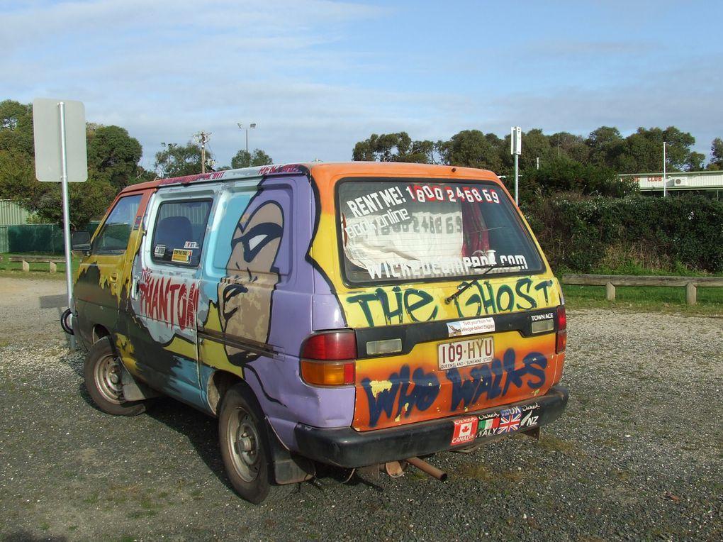 Fotos de mi experiencias por Australia