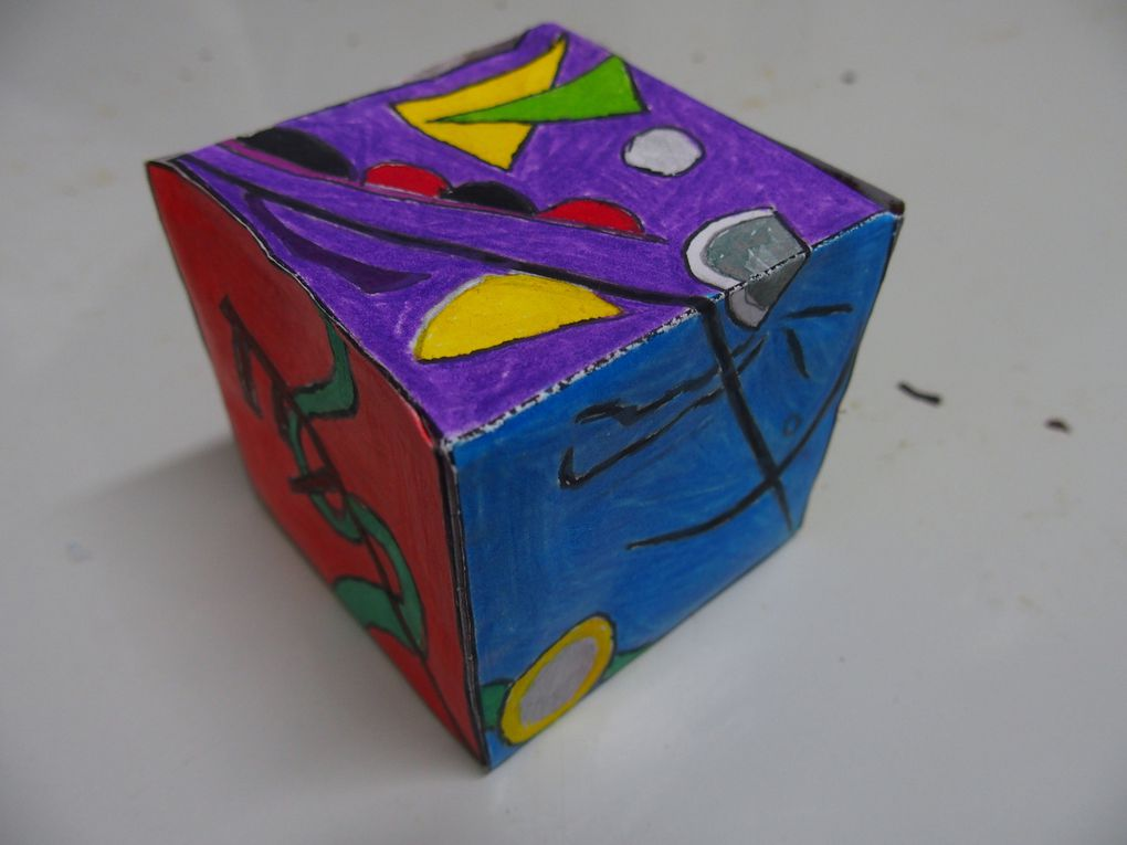 Album - Cube-Kandinsky