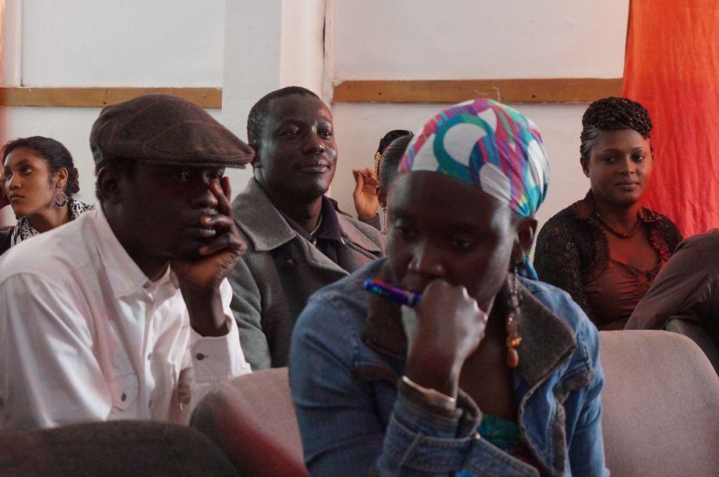 Album - Colloque Dakar OSER/ENTSS