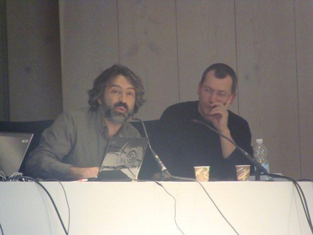 Album - Colloque OSER du 26.04.2012 au FIAP