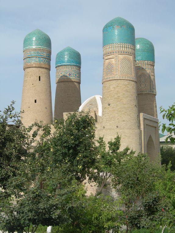 Album - Ouzbekistan